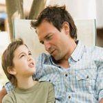 Derecho a pasar tiempo con sus papas
