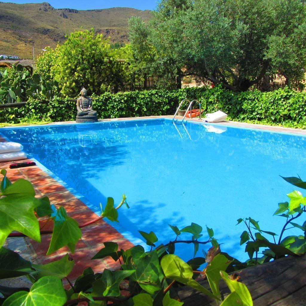 cortijo piscina
