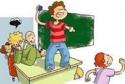 Violencia infantil en el aula