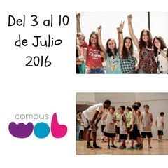 Campus Wob 3-10 de Julio 2016