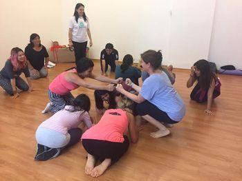 curso yogamusic en España