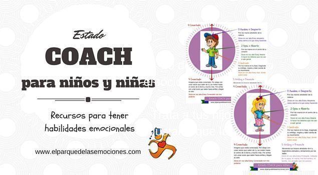 Estado COACH para niños y niñas