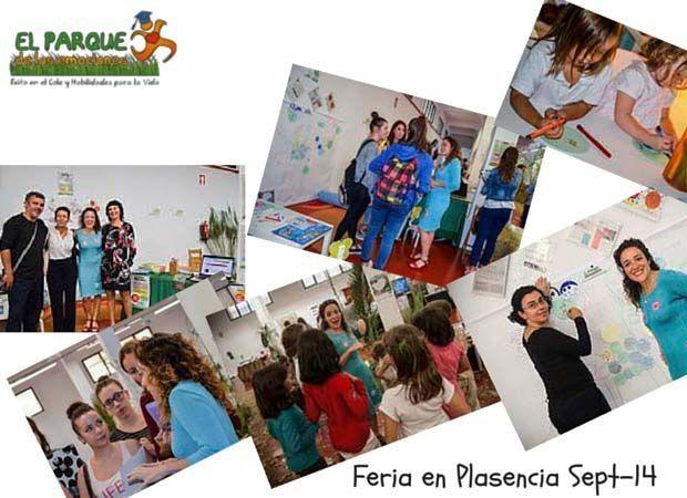 Feria en Plasencia Sept-14