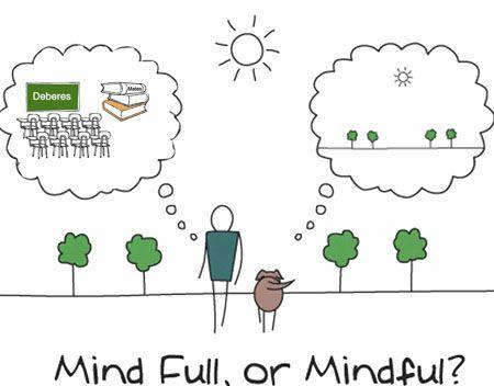 No le des más vueltas… y únete al mindfulness