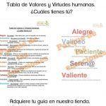 Imagen guia valores y virtudes