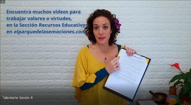 video educacion emocional